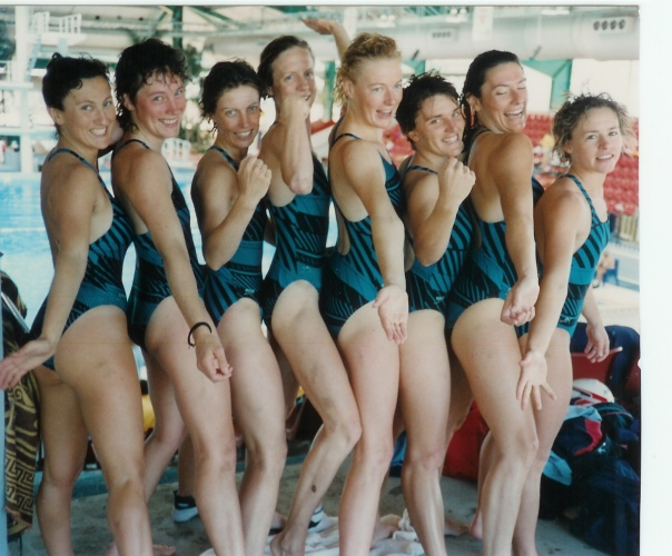 1989-90 Adelaide, NSW Women's Team