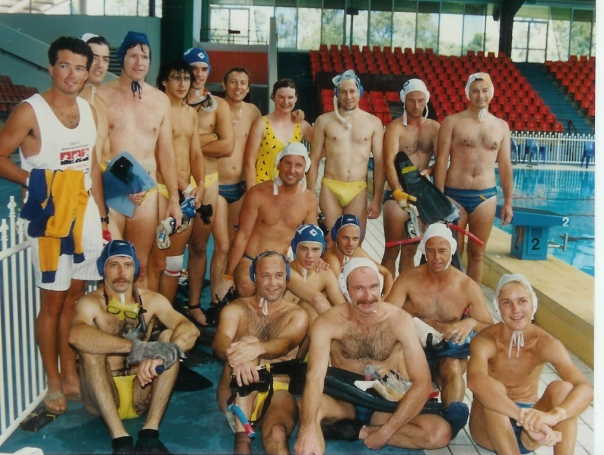 1989-90 Adelaide, ACT and NSW Men's teams